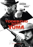 3:10 to Yuma - German Movie Poster (xs thumbnail)