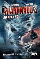 Sharknado 3 - Movie Poster (xs thumbnail)