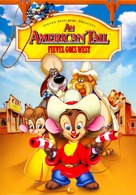 An American Tail: Fievel Goes West - Movie Cover (xs thumbnail)