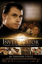 The Investigator - Movie Poster (xs thumbnail)