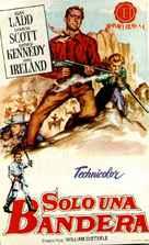 Red Mountain - Spanish Movie Poster (xs thumbnail)