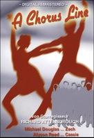 A Chorus Line - German DVD movie cover (xs thumbnail)