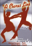 A Chorus Line - German DVD movie cover (xs thumbnail)