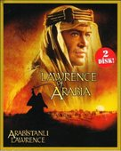 Lawrence of Arabia - Turkish DVD movie cover (xs thumbnail)