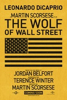 The Wolf of Wall Street - Movie Poster (xs thumbnail)