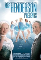 Mrs. Henderson Presents - British Movie Poster (xs thumbnail)