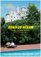 Somewhere - Czech Movie Poster (xs thumbnail)