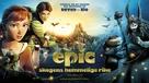 Epic - Norwegian Movie Poster (xs thumbnail)