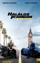 Fast & Furious Presents: Hobbs & Shaw - Hungarian Movie Poster (xs thumbnail)