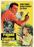 The Pink Jungle - Spanish Movie Poster (xs thumbnail)