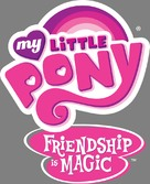 """My Little Pony: Friendship Is Magic"" - Logo (xs thumbnail)"