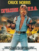 Invasion U.S.A. - French Movie Poster (xs thumbnail)