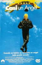 Almost an Angel - Spanish VHS movie cover (xs thumbnail)