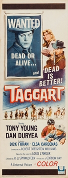 Taggart - Movie Poster (xs thumbnail)