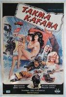 Honky Tonk Freeway - Turkish Movie Poster (xs thumbnail)