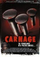 The Nail Gun Massacre - French Movie Cover (xs thumbnail)
