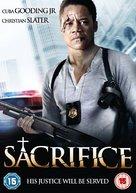 Sacrifice - British DVD cover (xs thumbnail)