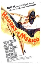 Holiday in Mexico - Movie Poster (xs thumbnail)
