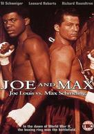 Joe and Max - British DVD cover (xs thumbnail)