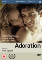 Adoration - British Movie Cover (xs thumbnail)