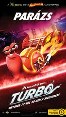 Turbo - Hungarian Movie Poster (xs thumbnail)