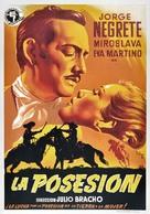 La posesión - Spanish Movie Poster (xs thumbnail)