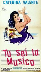 Du bist Musik - Italian Movie Cover (xs thumbnail)