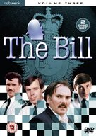 The Bill - British DVD movie cover (xs thumbnail)