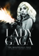Lady Gaga Presents: The Monster Ball Tour at Madison Square Garden - DVD cover (xs thumbnail)