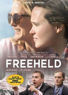 Freeheld - DVD movie cover (xs thumbnail)