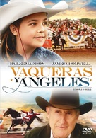 Cowgirls n' Angels - Mexican DVD cover (xs thumbnail)