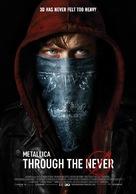 Metallica Through the Never - Greek Movie Poster (xs thumbnail)