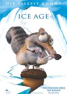 Ice Age - German Movie Poster (xs thumbnail)