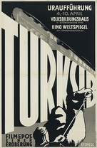 Turksib - German Movie Poster (xs thumbnail)