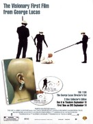 THX 1138 - Movie Poster (xs thumbnail)