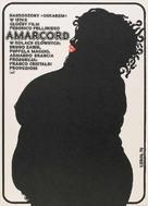Amarcord - Polish Movie Poster (xs thumbnail)