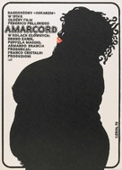 Amarcord - Polish Movie Poster (xs thumbnail)