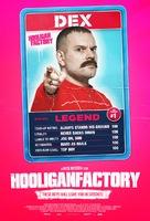 The Hooligan Factory - British Movie Poster (xs thumbnail)