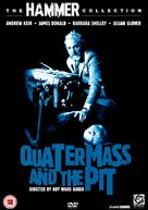 Quatermass and the Pit - British DVD cover (xs thumbnail)