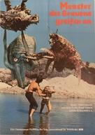 Space Amoeba - German Movie Poster (xs thumbnail)