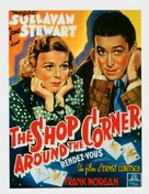 The Shop Around the Corner - Belgian Movie Poster (xs thumbnail)