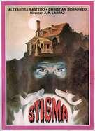 Estigma - Spanish Movie Poster (xs thumbnail)