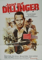 Dillinger - German Movie Poster (xs thumbnail)