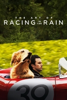 The Art of Racing in the Rain - Movie Cover (xs thumbnail)