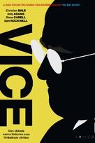 Vice - Swedish Movie Poster (xs thumbnail)