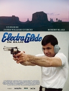 Electra Glide in Blue - French Movie Poster (xs thumbnail)