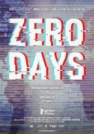 Zero Days - German Movie Poster (xs thumbnail)