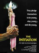 The Initiation - Movie Poster (xs thumbnail)