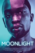 Moonlight - Danish Movie Poster (xs thumbnail)