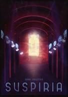 Suspiria - DVD cover (xs thumbnail)